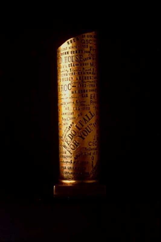 12McDonald_s_New_Column_Series_1_Bronze_26inch_high_7_inch_dia